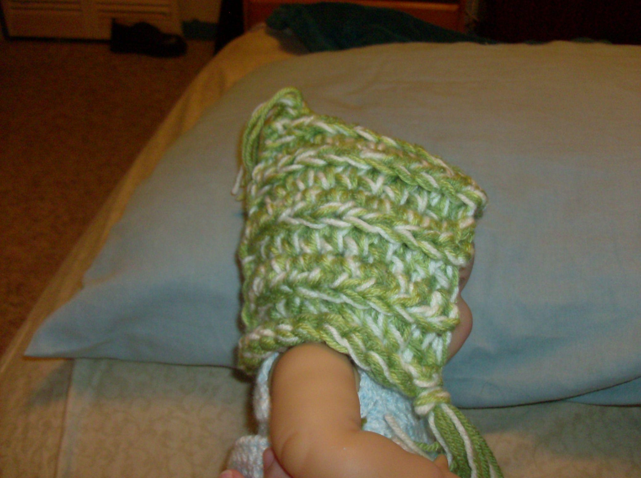 Baby Hoodie Hat